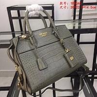 Prada AAA Quality Handbags #440446