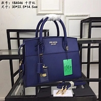 Prada AAA Quality Handbags #440455