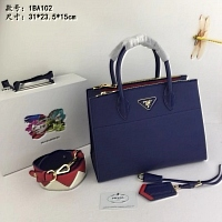 Prada AAA Quality Handbags #440465