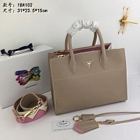 Prada AAA Quality Handbags #440466