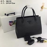 Prada AAA Quality Handbags #440470