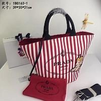 Prada AAA Quality Handbags #440485