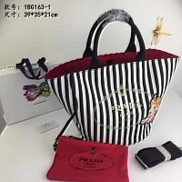 Prada AAA Quality Handbags #440486