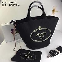 Prada AAA Quality Handbags #440490