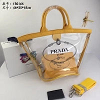 Prada AAA Quality Handbags #440493