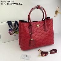 Prada AAA Quality Handbags #440501