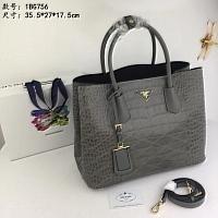 Prada AAA Quality Handbags #440502