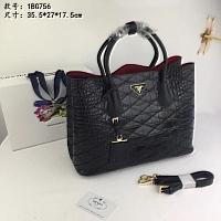 Prada AAA Quality Handbags #440505