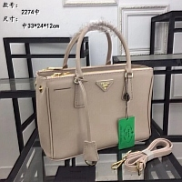 Prada AAA Quality Handbags #440570
