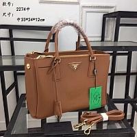 Prada AAA Quality Handbags #440573