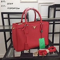 Prada AAA Quality Handbags #440574