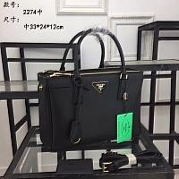 Prada AAA Quality Handbags #440576