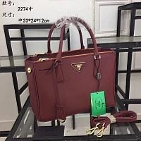 Prada AAA Quality Handbags #440579