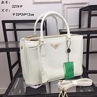 Prada AAA Quality Handbags #440582