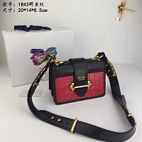 Prada AAA Quality Messenger Bags #440600