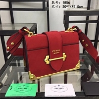 Prada AAA Quality Messenger Bags #440611