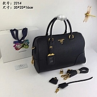 Prada AAA Quality Handbags #440687