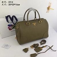 Prada AAA Quality Handbags #440690
