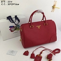 Prada AAA Quality Handbags #440693