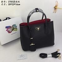 Prada AAA Quality Handbags #440707