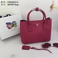 Prada AAA Quality Handbags #440708