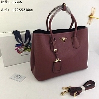 Prada AAA Quality Handbags #440709