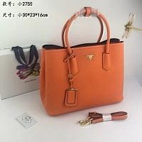 Prada AAA Quality Handbags #440713