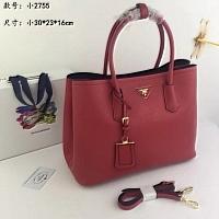 Prada AAA Quality Handbags #440716