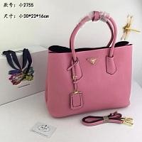 Prada AAA Quality Handbags #440724