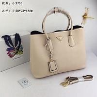 Prada AAA Quality Handbags #440725