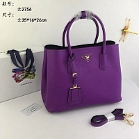 Prada AAA Quality Handbags #440749
