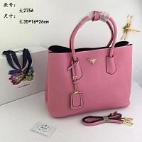 Prada AAA Quality Handbags #440752