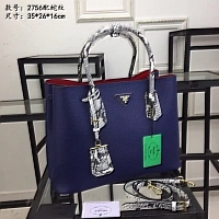 Prada AAA Quality Handbags #440773