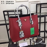 Prada AAA Quality Handbags #440776
