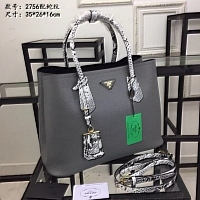 Prada AAA Quality Handbags #440779
