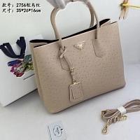 Prada AAA Quality Handbags #440788