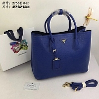 Prada AAA Quality Handbags #440789