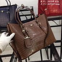 Prada AAA Quality Handbags #440827