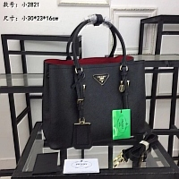 Prada AAA Quality Handbags #440837