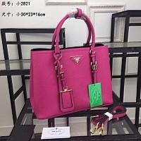 Prada AAA Quality Handbags #440849