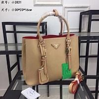 Prada AAA Quality Handbags #440853