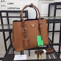 Prada AAA Quality Handbags #440886