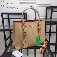 Prada AAA Quality Handbags #440887