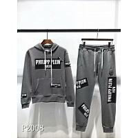 Philipp Plein PP Tracksuits Long Sleeved For Men #441395