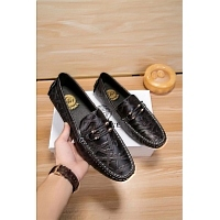 Versace Leather Shoes For Men #441843