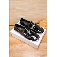 Versace Leather Shoes For Men #441849