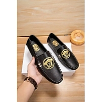 Versace Leather Shoes For Men #441852