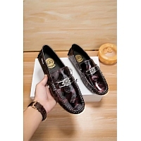 Versace Leather Shoes For Men #441856