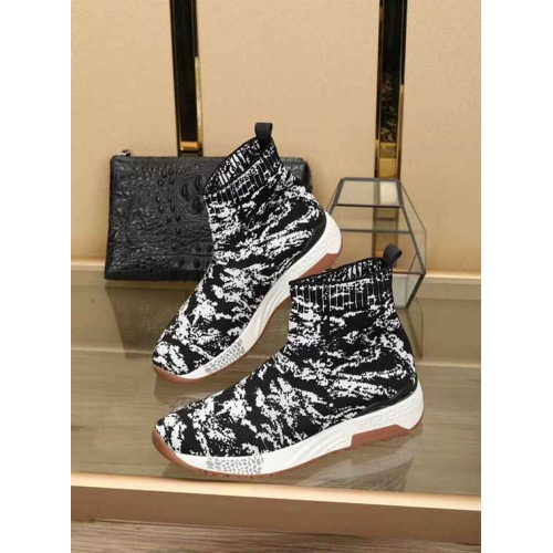 Cheap Versace Boots For Men #442844 Replica Wholesale [$86.50 USD] [W-442844] on Replica Versace Boots