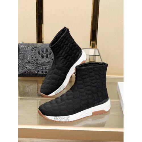 Cheap Versace Boots For Men #442867 Replica Wholesale [$86.50 USD] [W-442867] on Replica Versace Boots